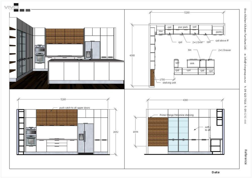Vivo Kitchen Furniture   Squarespace