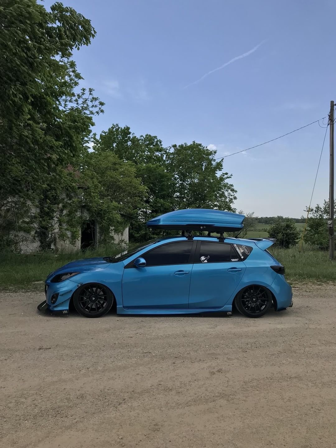 Mazda Speed 3 >> Mazda Speed 3 Side Skirt Extensions Vega Motorworks