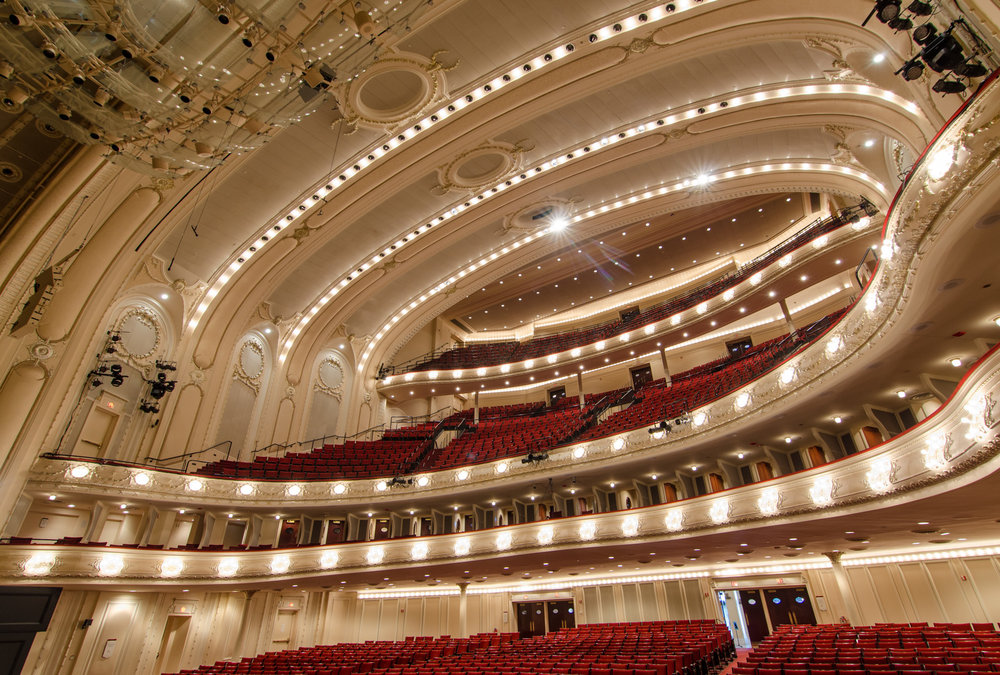 Orchestra Hall at Symphony Center