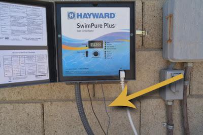 Hayward Swim Pure Plus Controller