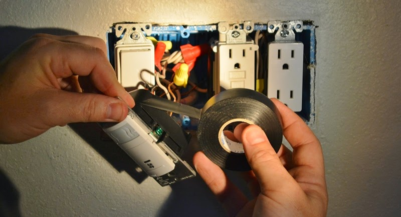 Installing A Humidity Controlled Switch For A Bathroom Fan Az Diy Guy