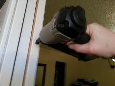 Porter Cable Finish Nail Gun