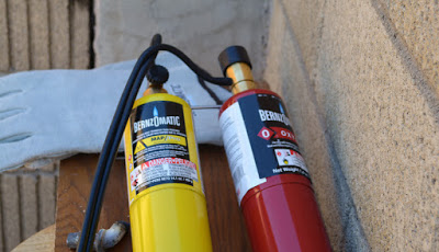 The Bernzomatic OX2550KC Cutting, Welding, and Brazing Torch Kit