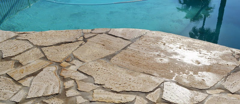 Ugly Swimming Pool Deck