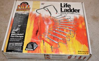 Life Ladder Emergency Escape