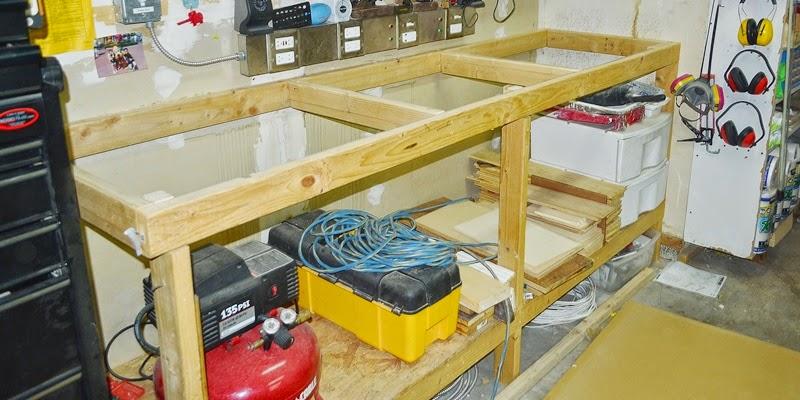 Diy Workbench Upgrade A Tool Giveaway Az Diy Guy