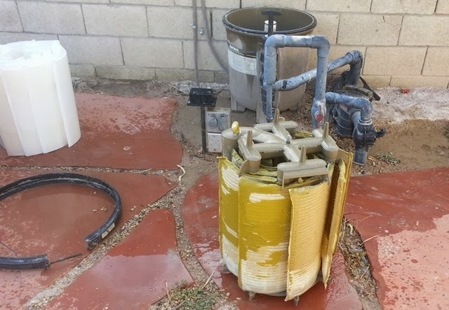 DIY Repairing a Hayward DE Pool Filter
