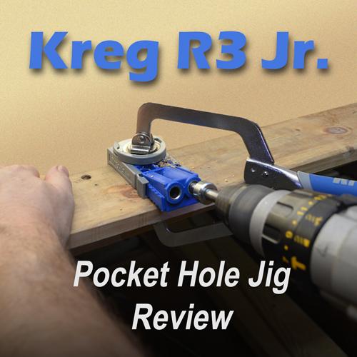 Review Kreg Jig Jr Az Diy Guy