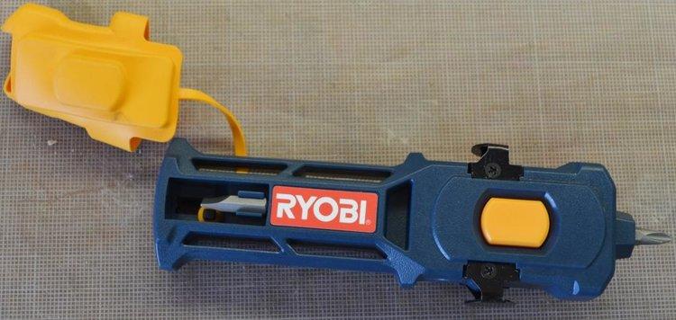 Review: Ryobi Door Latch Installation Kit — AZ DIY Guy