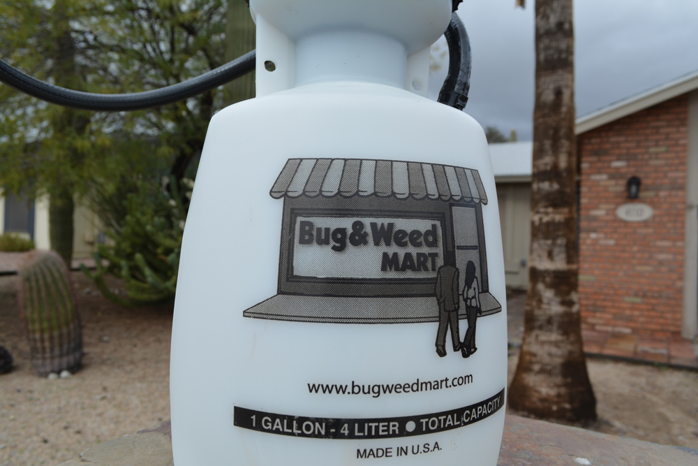 Bug & Weed Mart Pump Sprayer