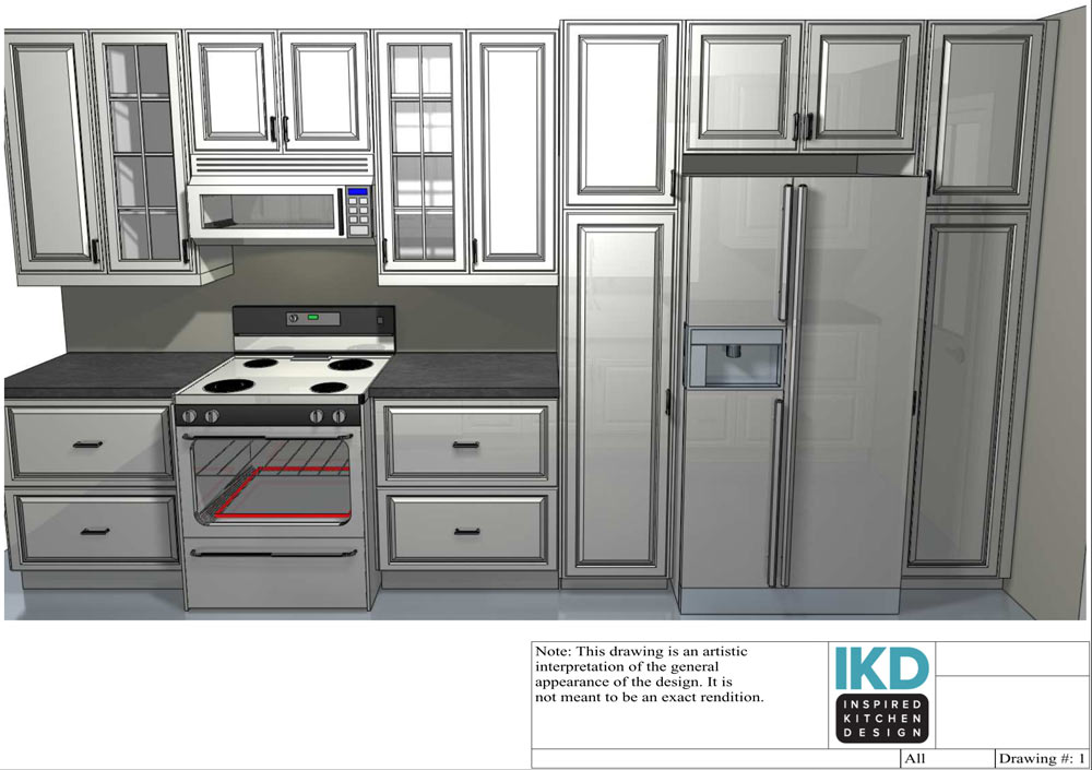 Our New Kitchen Design Plan! — AZ DIY Guy