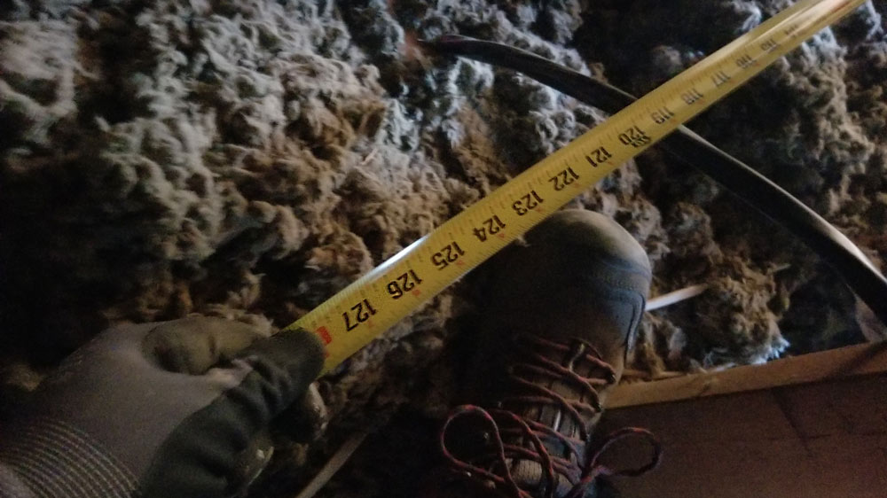 Measure twice,...drill twice.