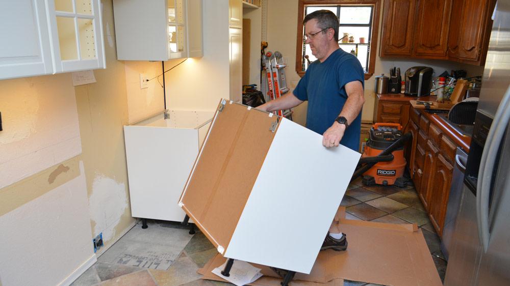 "IKEA Section 36"" Base Cabinet carcass"
