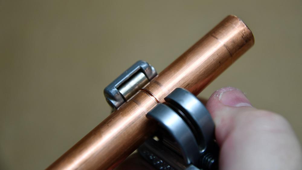 Cutting Copper