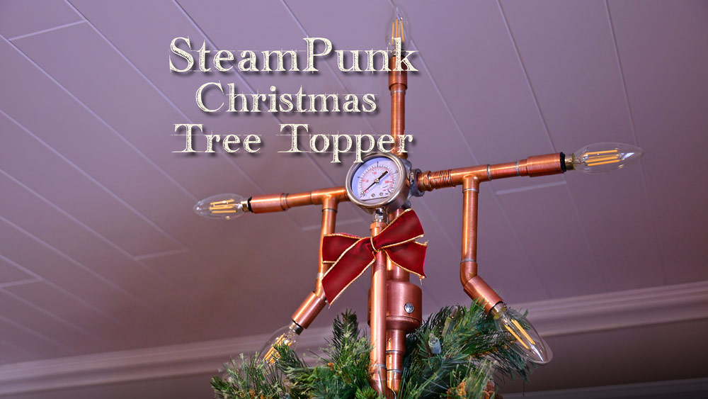 Steampunk Tree Topper