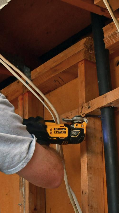 How to solve the drain vent challenge — AZ DIY Guy
