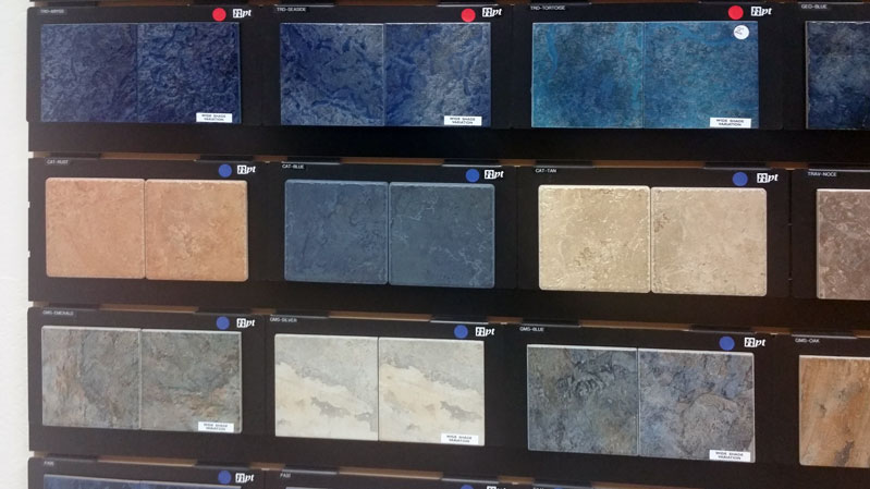 Closing in on a tile choice