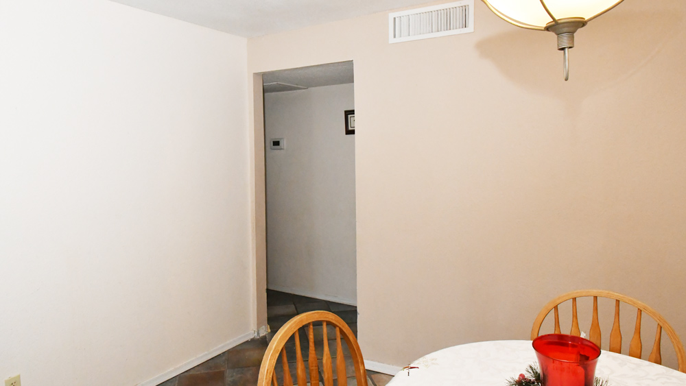 The odd doorway.