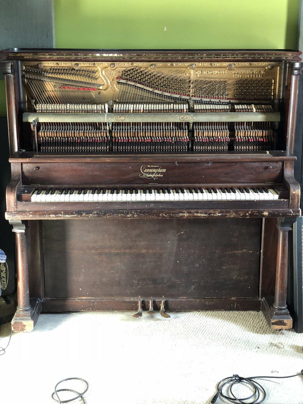 Tack Piano