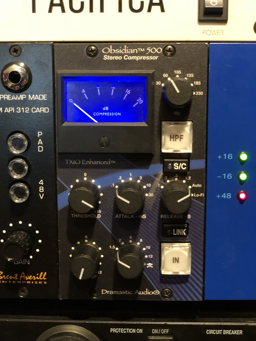 Dramastic Audio Obsidian 500