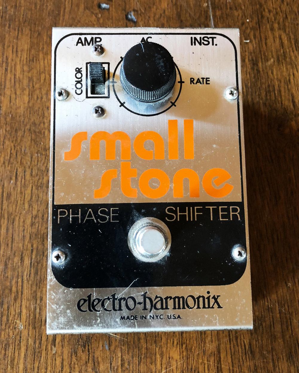 Electro-harmonix Small Stone