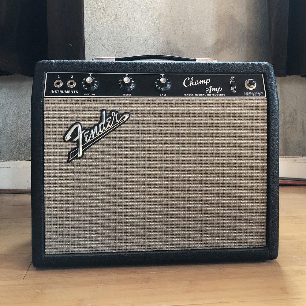 Fender Champ (1964)