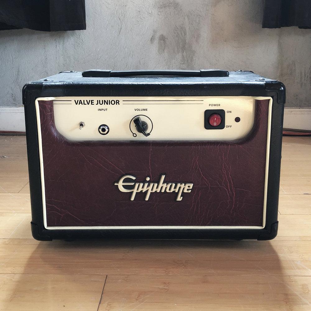 Epiphone Valve Jr (Jonathan Low's)