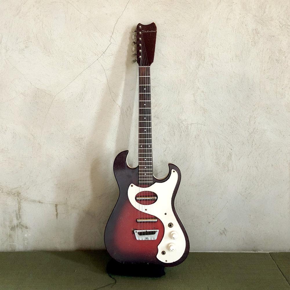 Silvertone (Original '60s)