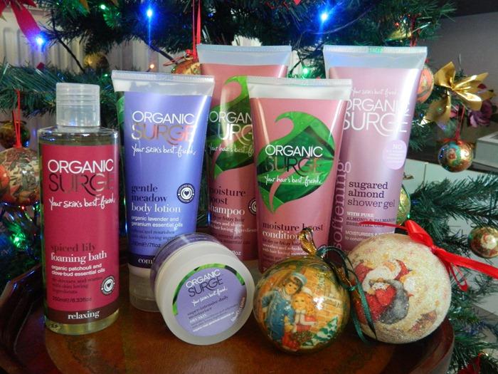 Organic Surge Gift Set
