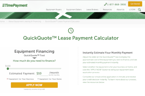 QuickQuote-Tool-on-TimePayment.com
