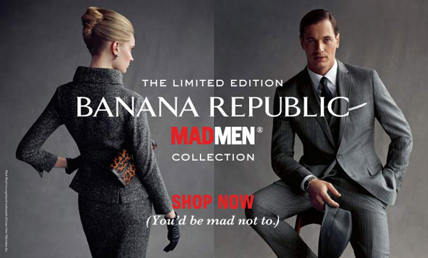 Mad Men Clothing Line