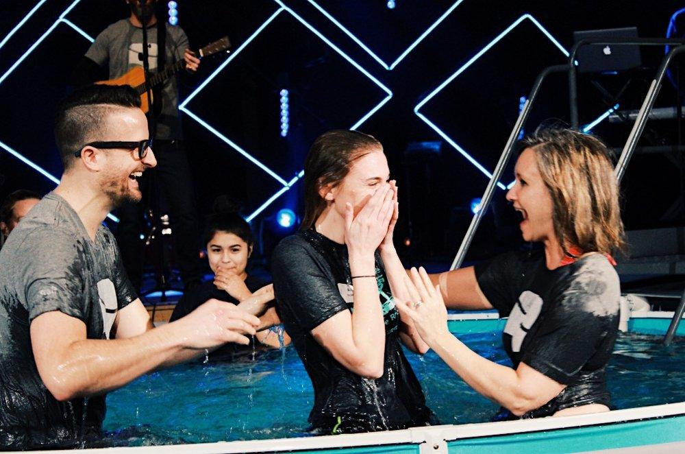 February 11th, 2017 /aka my birthday -got baptized, best decision ever.