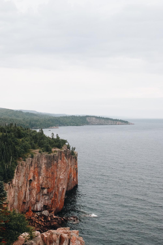 Palisade Head, Silver Bay