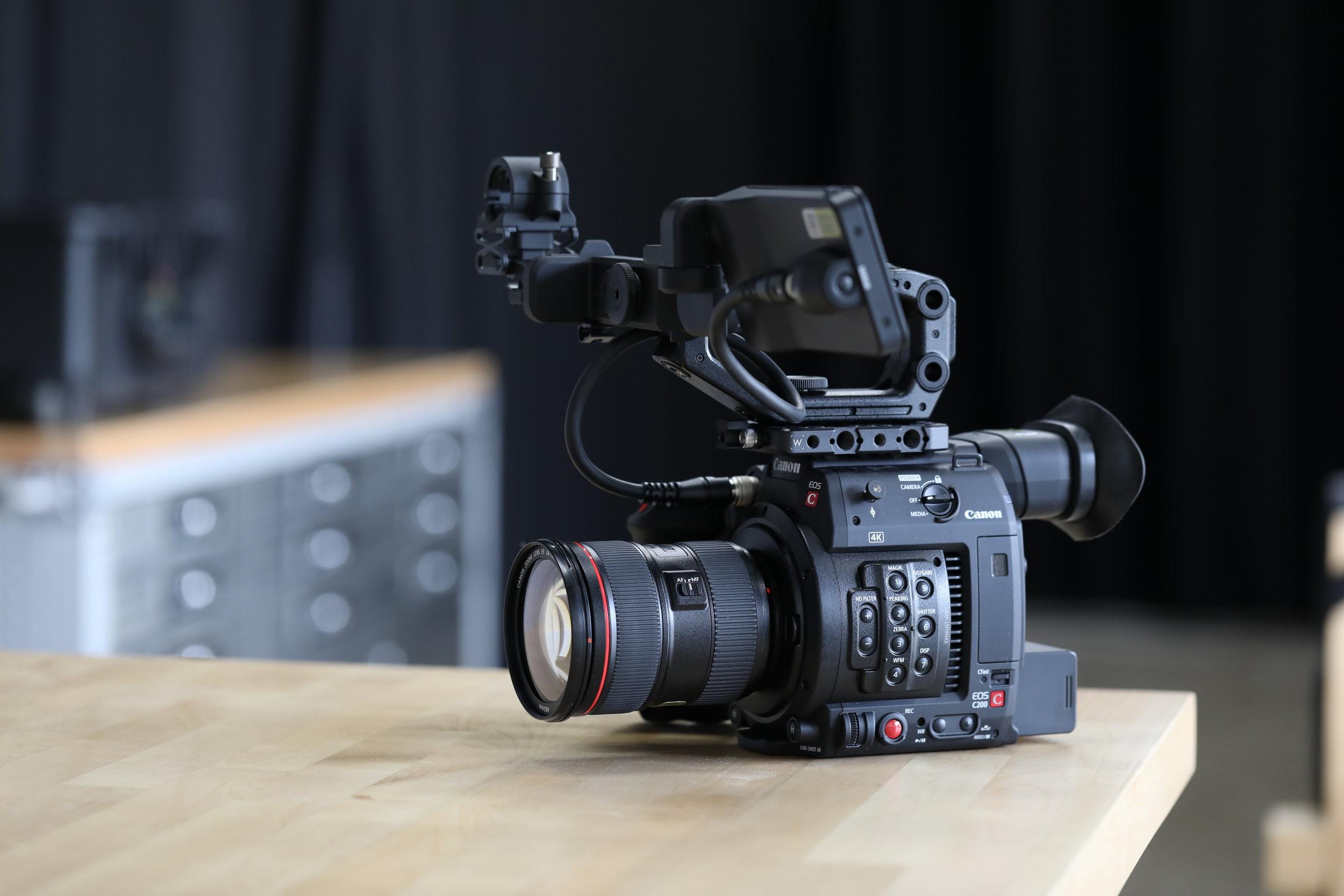 Canon C200 Rundown — Eleven04