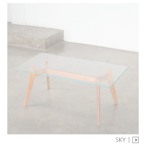Sky Coffee Table