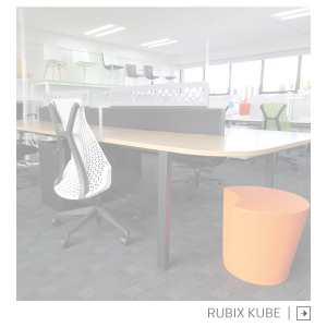 Rubix Kube Collaboration Table