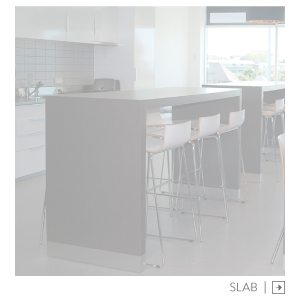Slab Frame Leaner Table