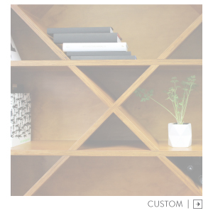 Custom Office Storage