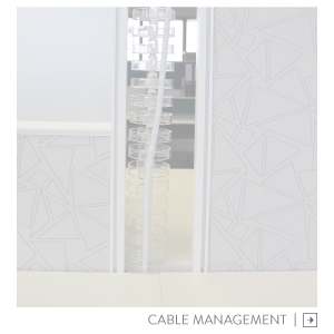 Cable Management Cable Tray Droppers Blades