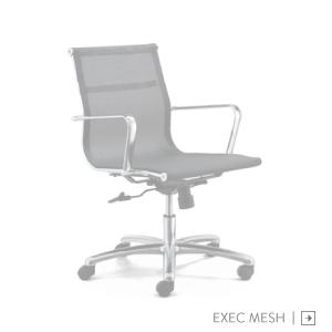 Exec Mesh Chair
