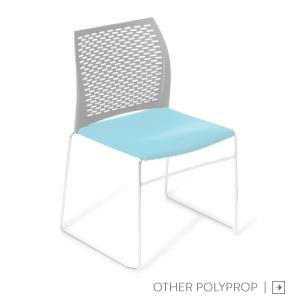 Polyprop Meeting Chair