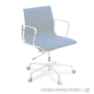 Upholstered Meeting Chair
