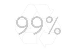 99% Recycle