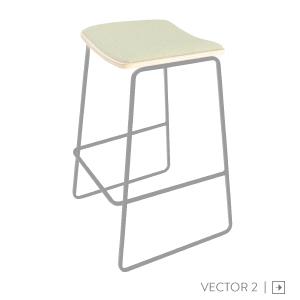Vector 2 Stool
