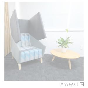 Miss Pak Single Quiet Soft Seating