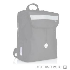 Agile Back Pack Hot Box Shuttle