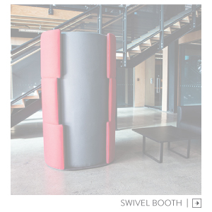 Smart Booth by Quiet Revolution