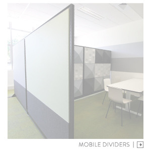 Mobile Acoustic Dividers