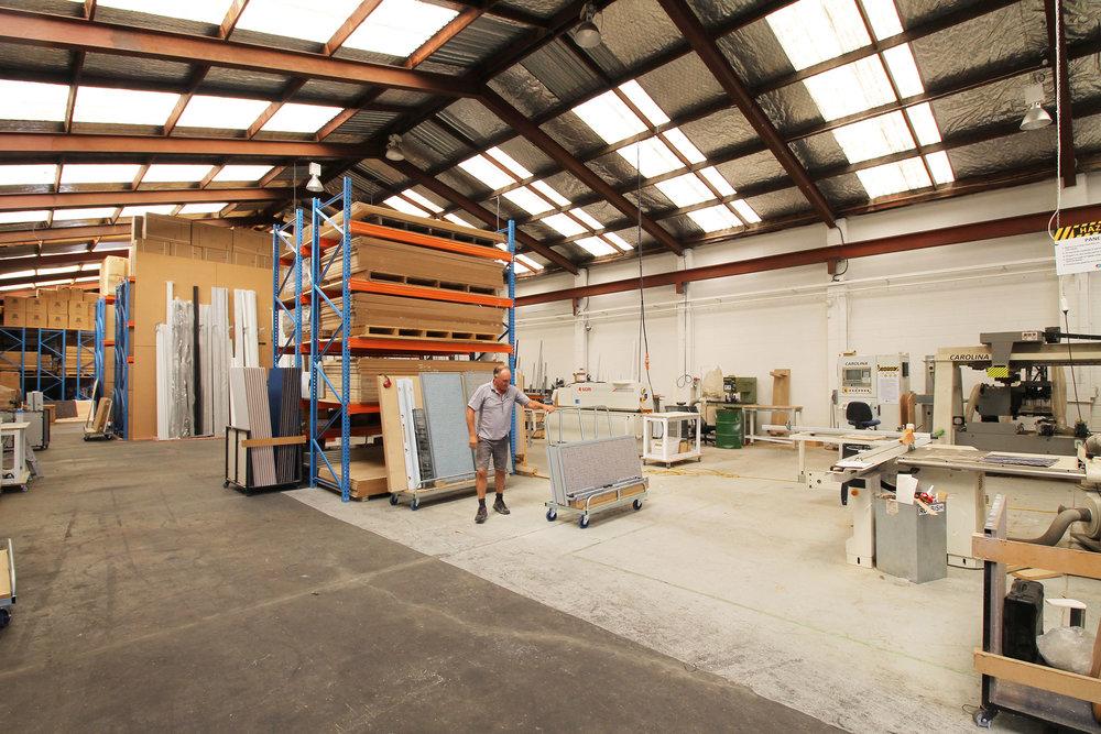 Onehunga Manufacture & Logistics