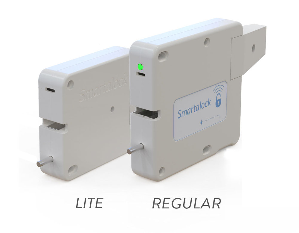 We understand different businesses have different needs (and budgets), so we've also created Smartalock Lite.